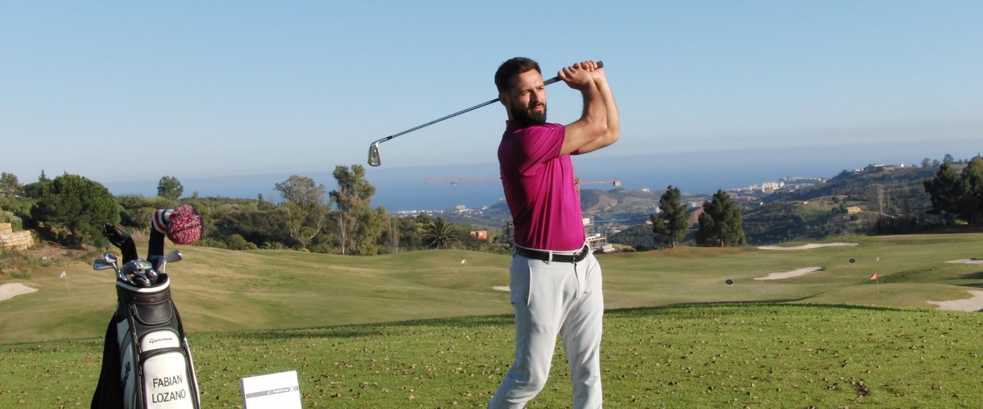 swing fabian lozano golf