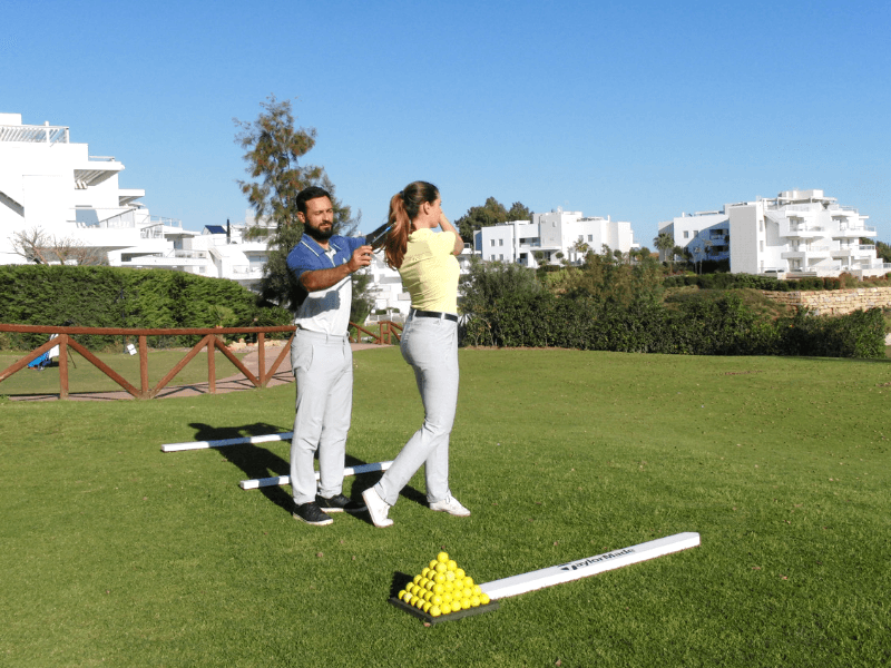 clases personales fabian lozano golf costa del sol
